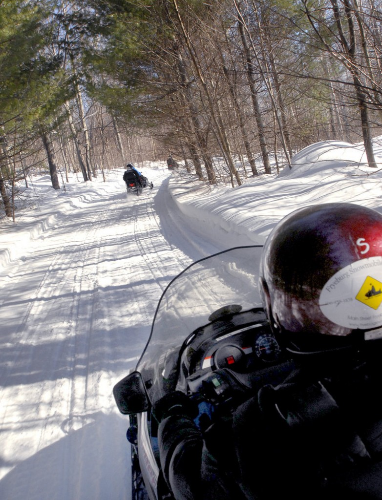 Before your sled hits the trail, check its operating systems to avoid a breakdown in the woods, and get it registered to keep from running afoul of the law.