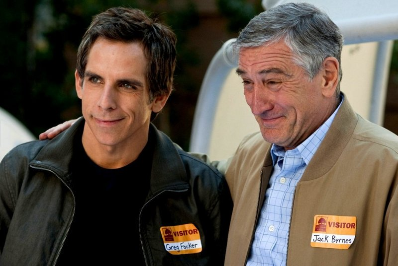 "Ben Stiller, left, and Robert DeNiro have both seen better roles than what they get in ""Little Fockers,"" which also stars Barbra Streisand and Owen Wilson."