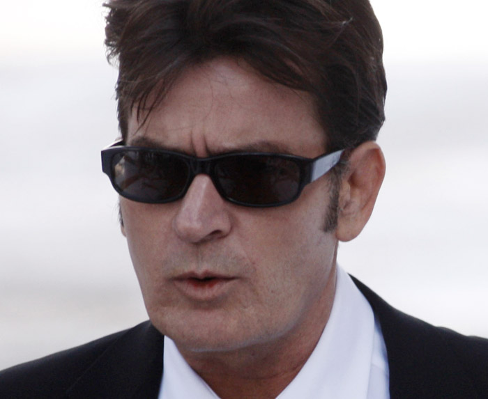 Charlie Sheen is the highest-paid actor on television, and