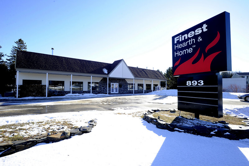 The Finest Hearth and Home store in Yarmouth is now closed along with the Finest Hearth Inc. stores in Topsham and Portland.