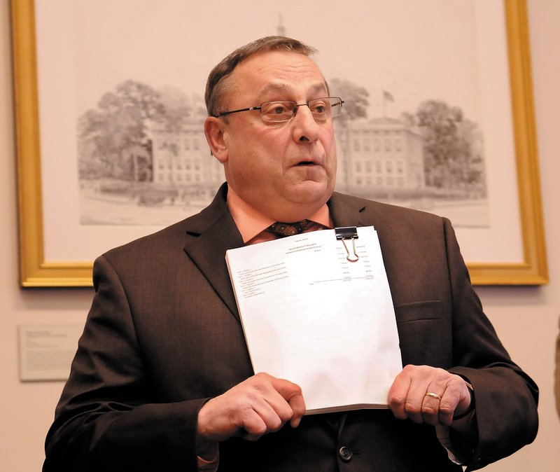 Gov. LePage has received a great deal of criticism for his dismissive comments about the NAACP, but the outspoken governor also has supporters who feel that the critics have gone too far.