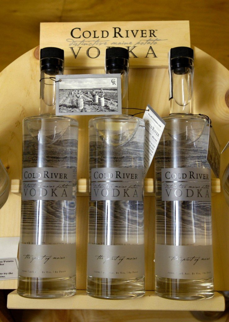 """People always say they want smooth vodka, and Cold River is the definition of that,"" said Paul Pacult, a professional spirits taster."