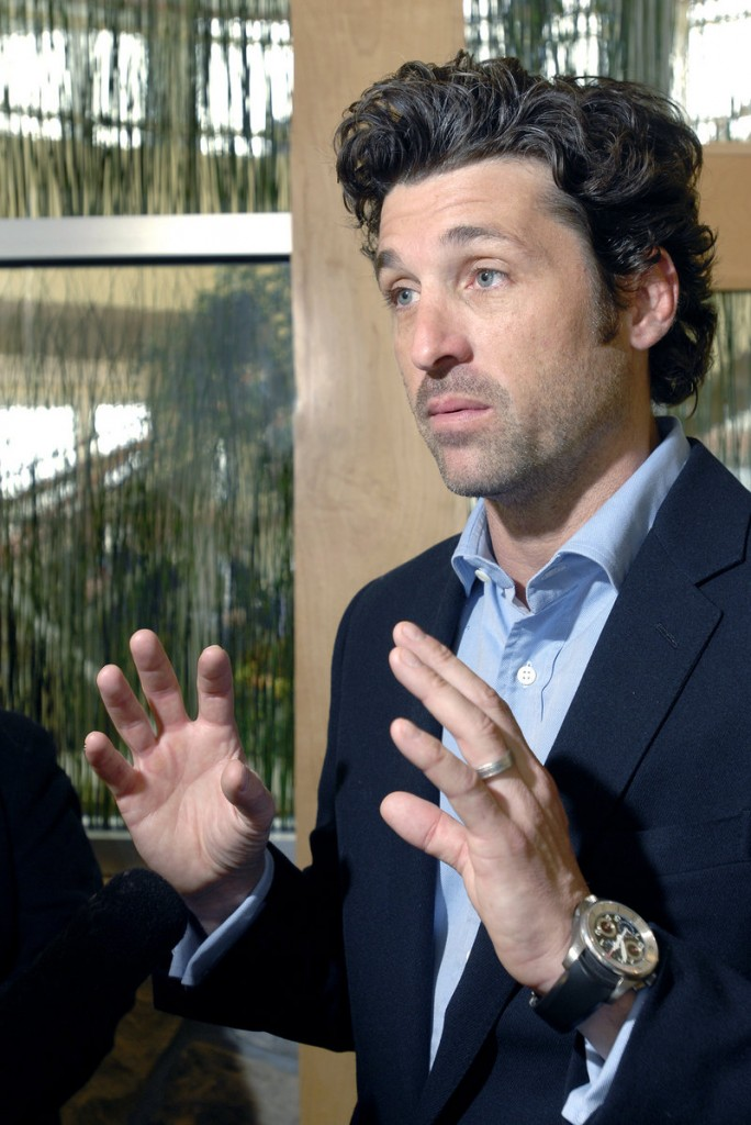 "Patrick Dempsey will premiere his film ""Flypaper"" at the Sundance Film Festival this weekend."