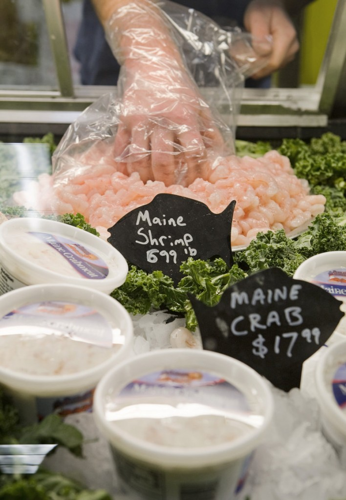 """""""Our experience is that a little bit of marketing goes a long way,"""" said Dane Somers of the Maine Lobster Promotion Council."""