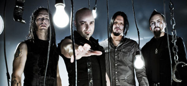 """Disturbed hit paydirt with """"The Sickness"""" in 2000. Four hits ensued, including last summer's """"Asylum."""""""