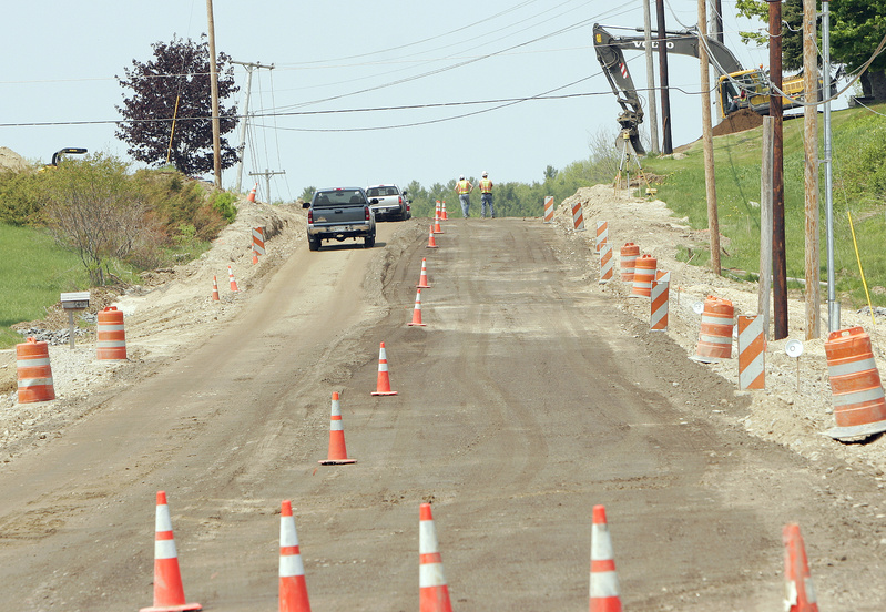 The Department of Transportation must come up with a way to deal with the fact that the fuel tax, which provides 70 percent of the highway fund, declines as car become more fuel efficient. Road construction