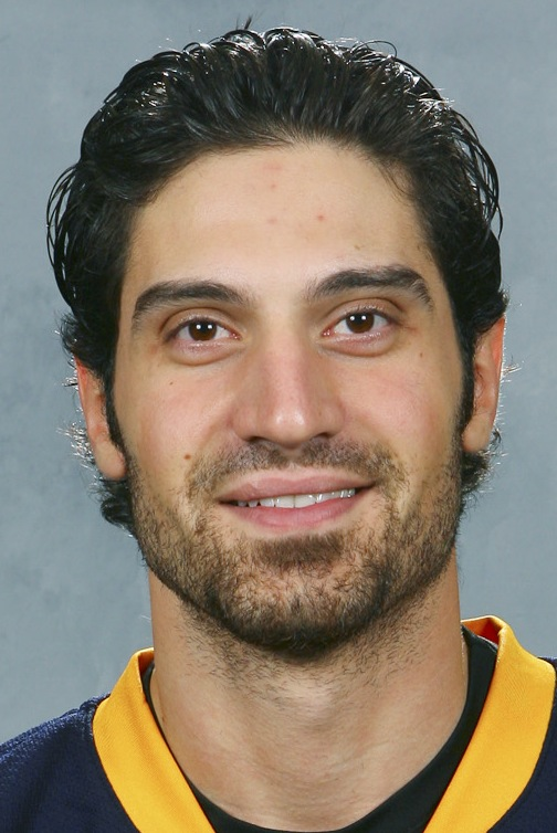 Mark Mancari NHL Buffalo Sabres headshots