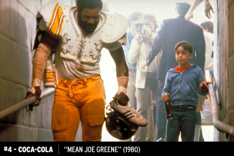 """Mean Joe Greene"" for Coke"