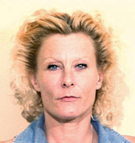 Colleen R. LaRose is shown in a June 1997 jail booking photo in San Angleo, Texas.