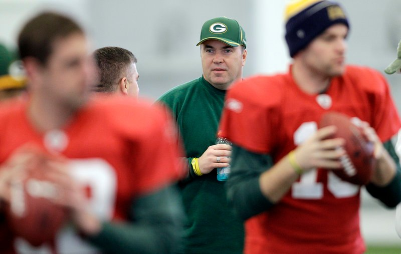 Mike McCarthy of the Green Bay Packers not only has learned to work in the shadows of such predecessors as Vince Lombardi and Mike Holmgren, but has continued their winning tradition with his own brand of toughness.