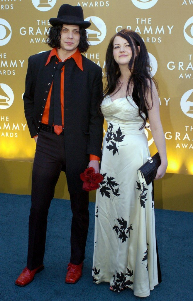 """Rockers Jack and Meg White say The White Stripes are splitting up after six albums """"mostly to preserve what is beautiful and special about the band."""""""