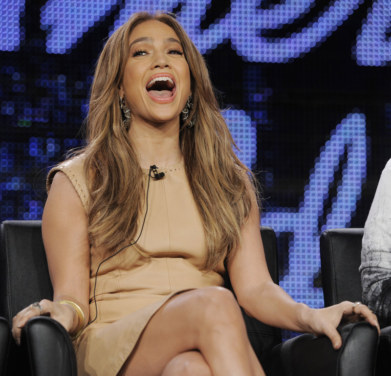 """Jennifer Lopez, part of the remade judging panel for the """"American Idol"""" show, says this will be the """"standout season for talent."""""""