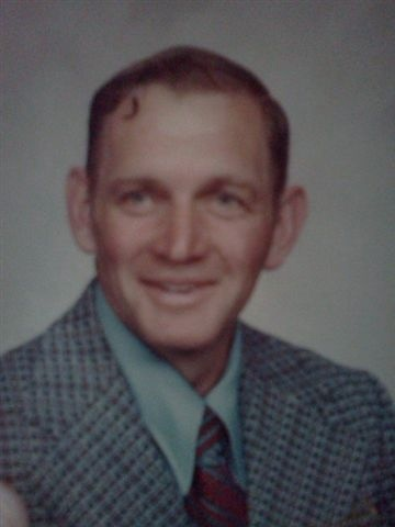 Chester W. Merrifield Jr., a longtime Hannaford truck driver, is shown in 1975.