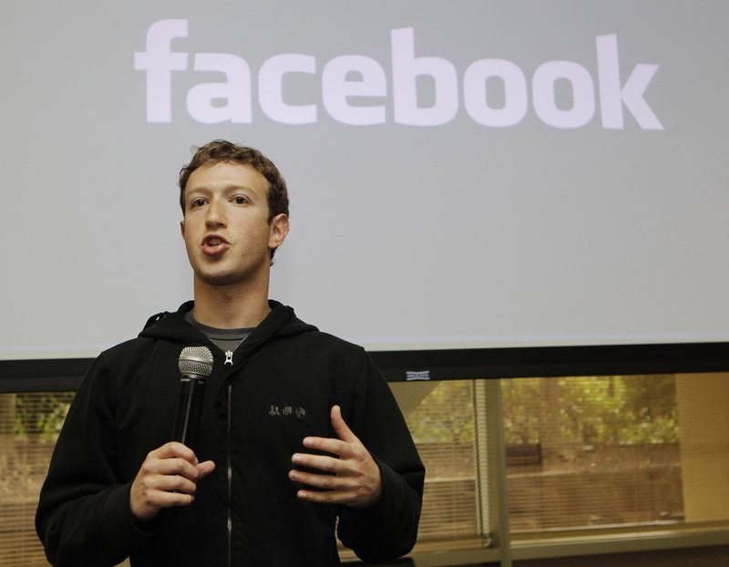 Mark Zuckerberg's early exposure to computers helped inspire his interest in technology, his father says.