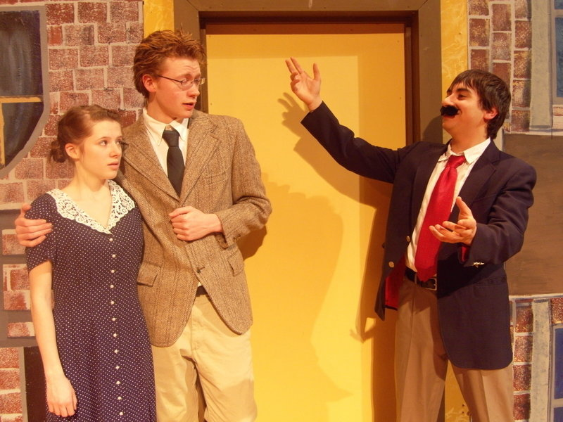 Portland High School stages Agatha Christie's