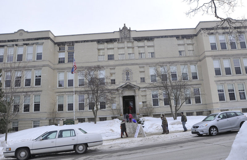 After the Clifford school closes, the city hopes to turn it into a science and technology training center for teachers. Clifford students will attend the Ocean Avenue school.