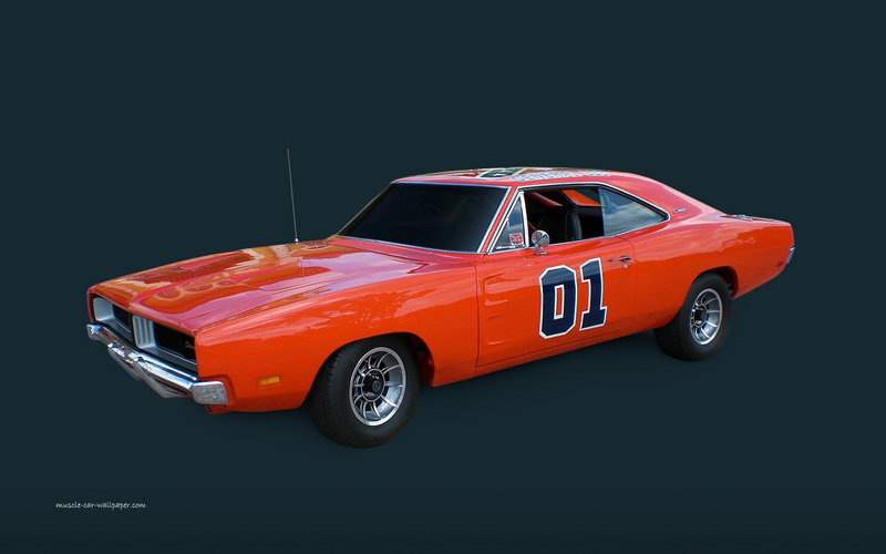 "The 1969 Charger was the real star of the ""Dukes of Hazard"" TV show."