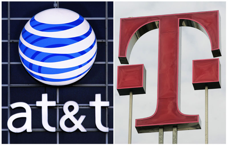 AT&T Inc. on Sunday, March 20, 2011 said it will buy T-Mobile USA from Deutsche Telekom AG in a cash-and-stock deal valued at $39 billion, becoming the largest cellphone company in the U.S.