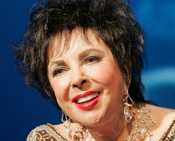 A 2007 file photo of actress Elizabeth Taylor. She won Oscars for her performances in