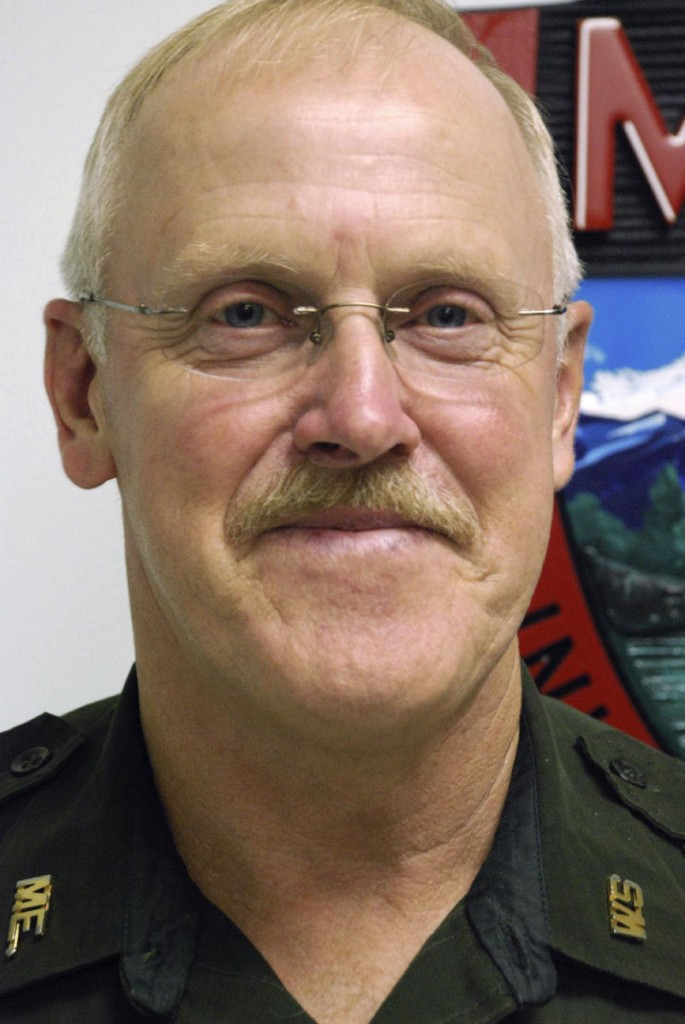 This August 2008 photo shows Daryl Gordon, one of the agency's game wardens. Gordon, was killed in the crash of a small plane on Clear Lake in the remote northern part of the state Thursday night, March 24, 2011.