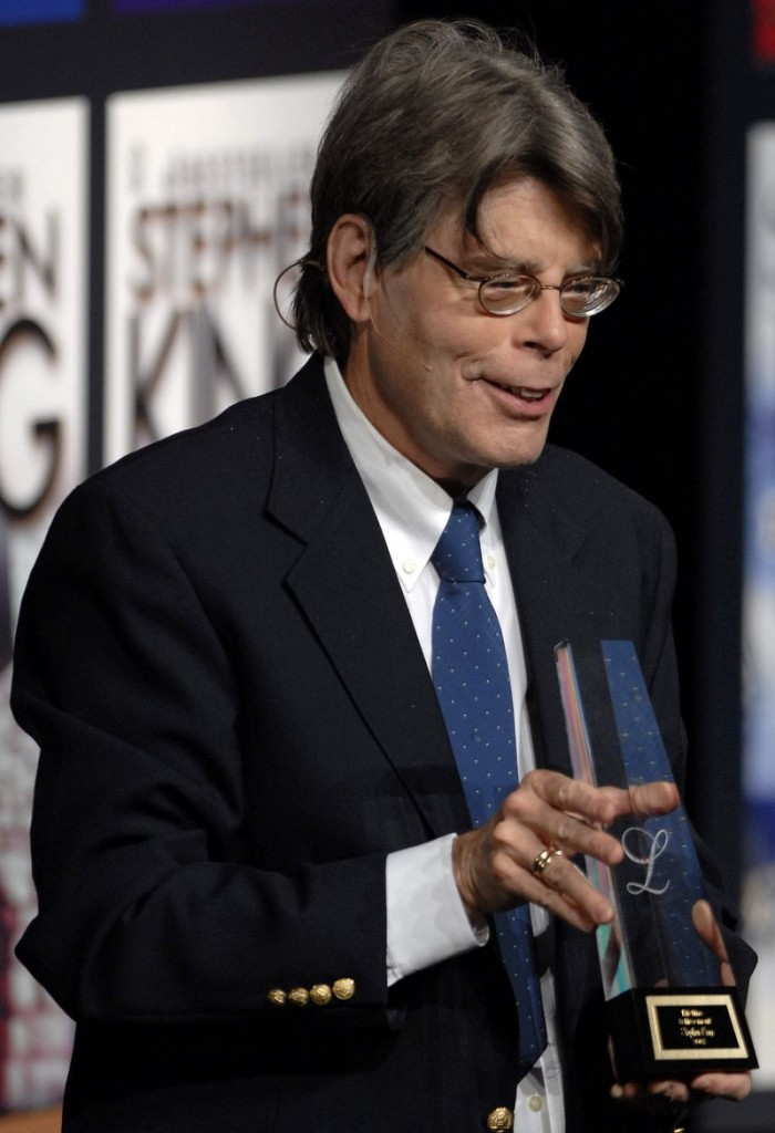 Maine author Stephen King's recent comments on government hit a nerve with some readers.