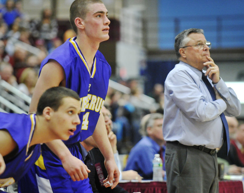 Bob Brown, 73, didn't need a second straight state title to prove he can still coach Cheverus to a high level.