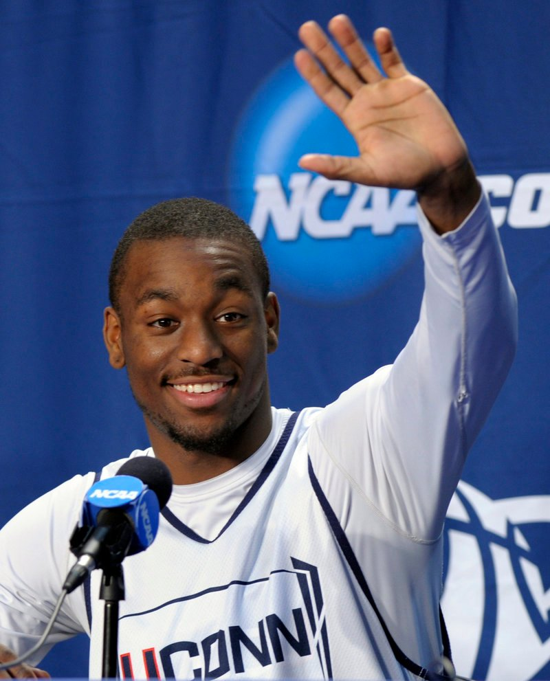 Kemba Walker hopes to continue the magic that helped Connecticut win five games in five days in the Big East tourney.