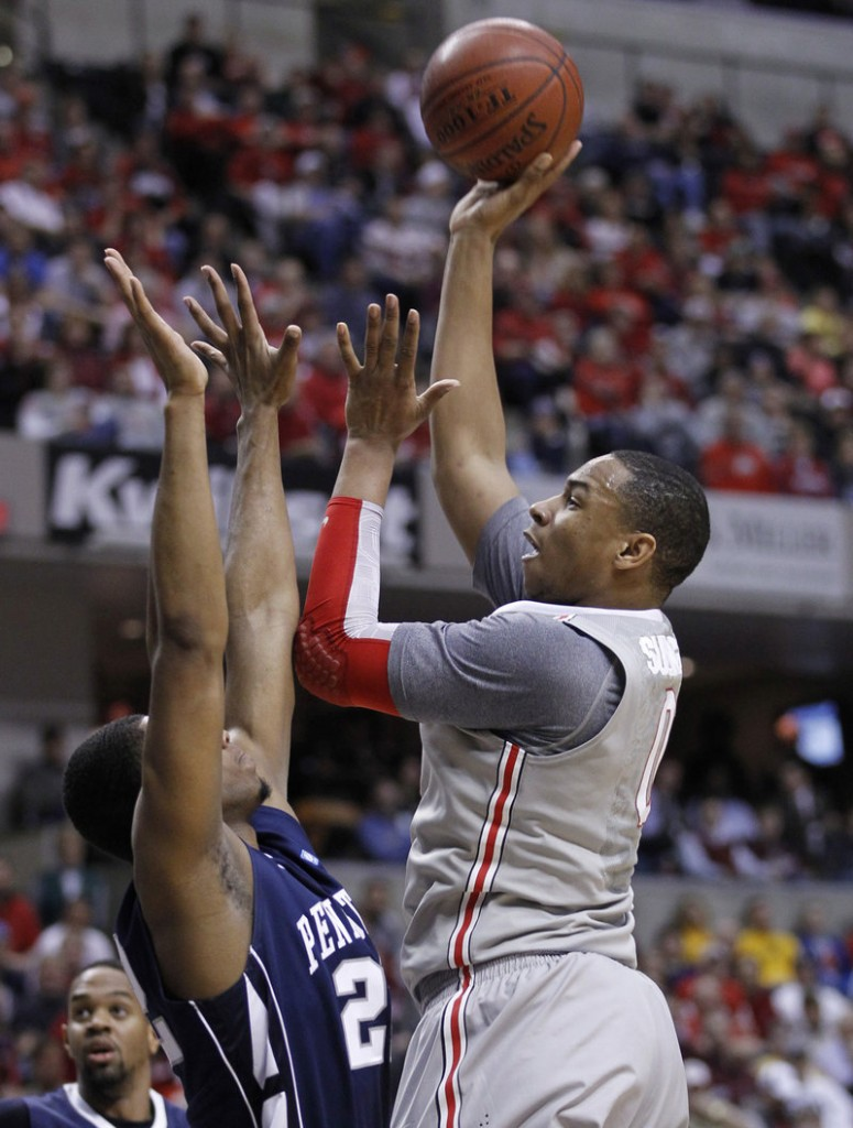 Jared Sullinger, a freshman, has made Ohio State forget all about losing Evan Turner, last season's national player of the year, to the NBA.