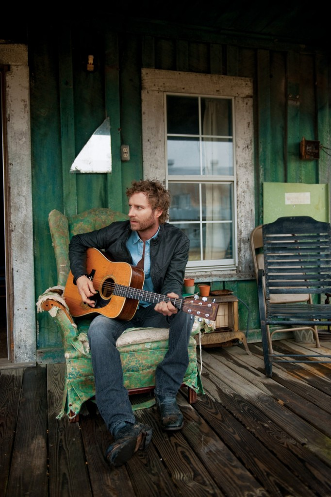 Dierks Bentley grew up with an appreciation for country music's roots.