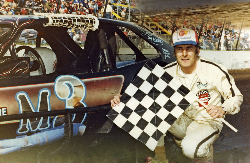 Jim McClure, who won four track titles at Beech Ridge, will be inducted into the Maine Motorsports Hall of Fame.