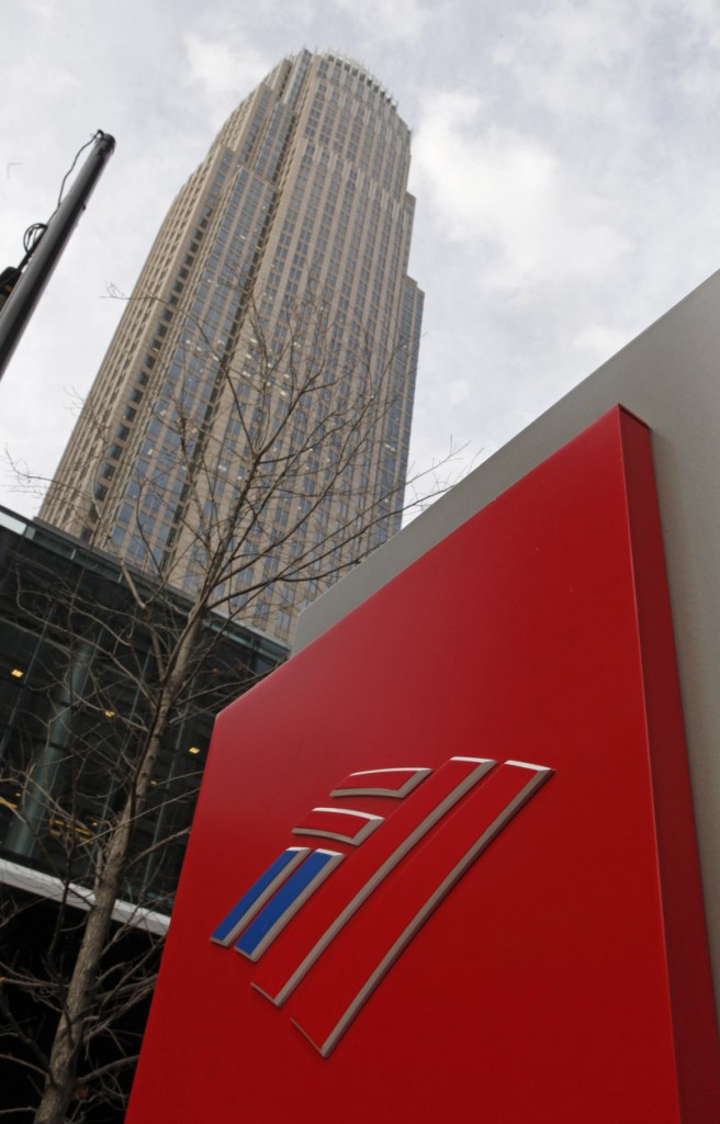 Bank of America, headquartered in Charlotte, N.C., could submit a revised plan seeking a dividend hike.