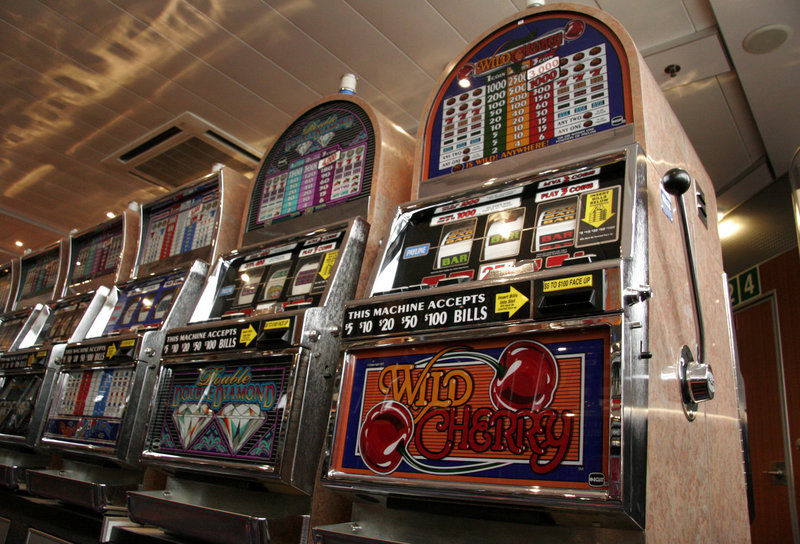 Can slot machines save harness racing? Readers differ on the question.