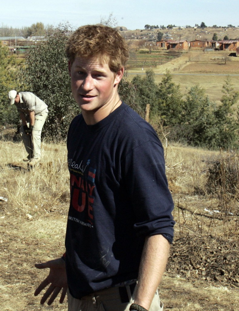 Prince Harry announced Friday he will show his support for wounded Afghanistan war veterans by joining a group on their trek to the Arctic.
