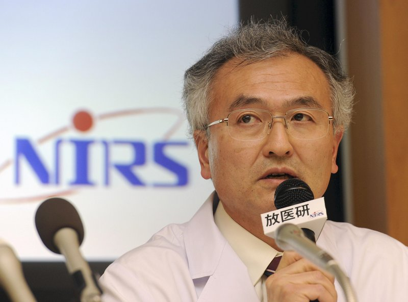 Makoto Akashi, an expert in radiation medicine, discusses workers burned by contaminated water at the Fukushima Dai-ichi plant in Japan.