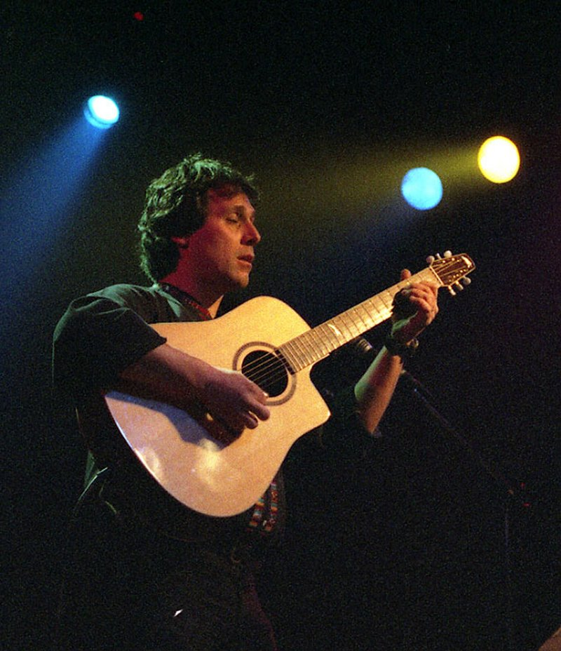 Peppino D' Agostino will play an amazing acoustic guitar at Jonathan's in Ogunquit on Friday night.