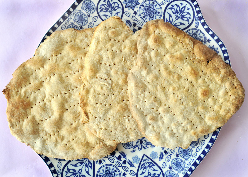 Emmer wheat is used to make traditional matzah that dates to biblical times.