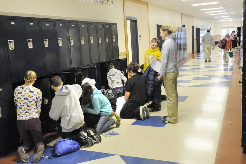 It shouldn't be students like these, but adult staffers, who suffer if resources diminish for schools, a reader says.