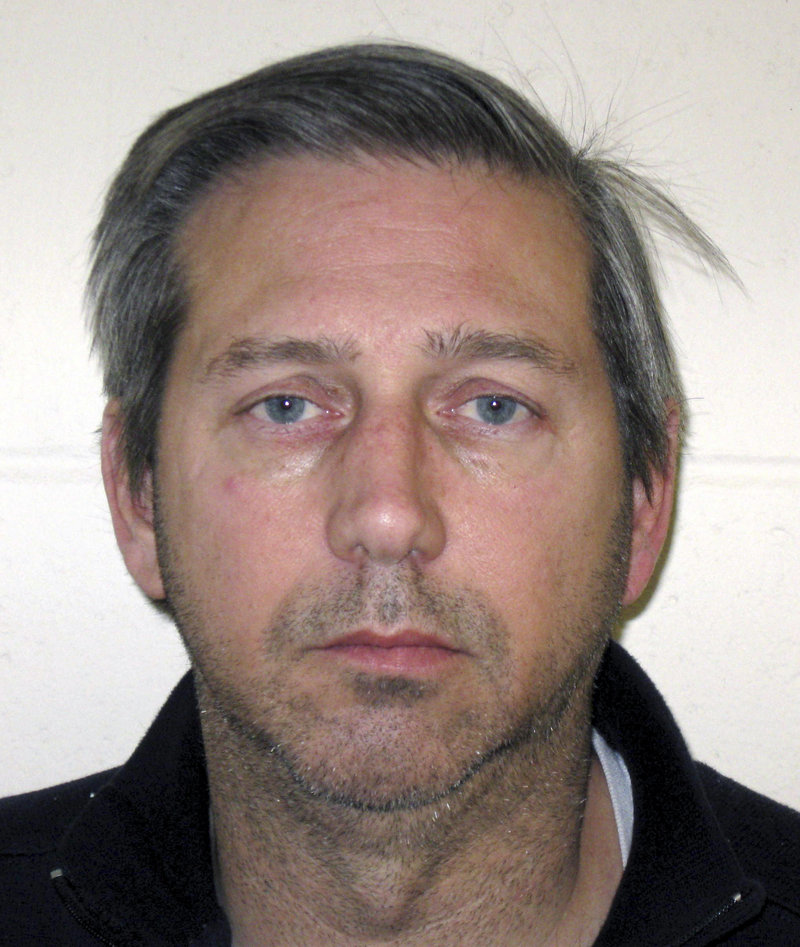 Police say Jeffrey Gray has a history of restraining orders linked to domestic abuse.
