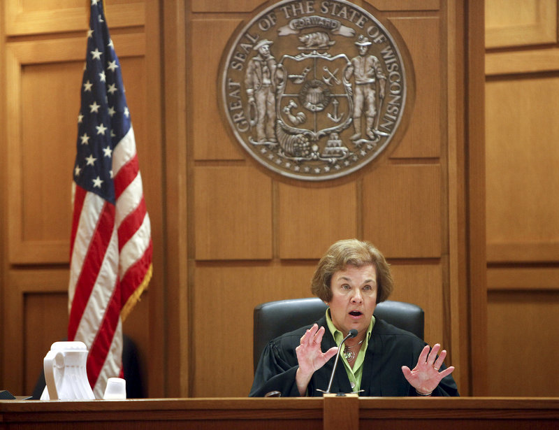 Judge Maryann Sumi reiterated on Tuesday that her order barring action by the secretary of state still was in effect. She threatened to sanction anyone who disobeyed the order.