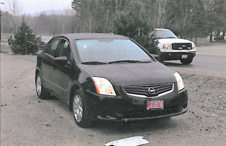 Police have obtained a warrant to search Krista Dittmeyer's Nissan Sentra.