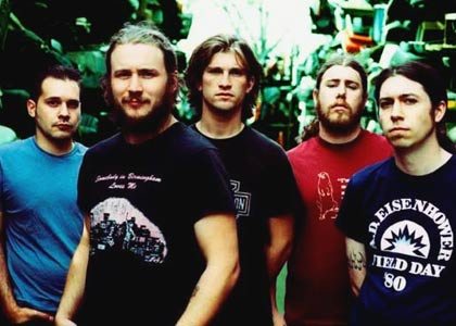 My Morning Jacket will be among the bands performing at Bangor's KahBang Music, Art and Film Festival in August.