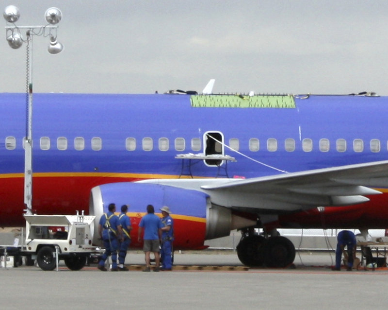 Southwest To Put Four Fixed Jets Back In Sky Portland