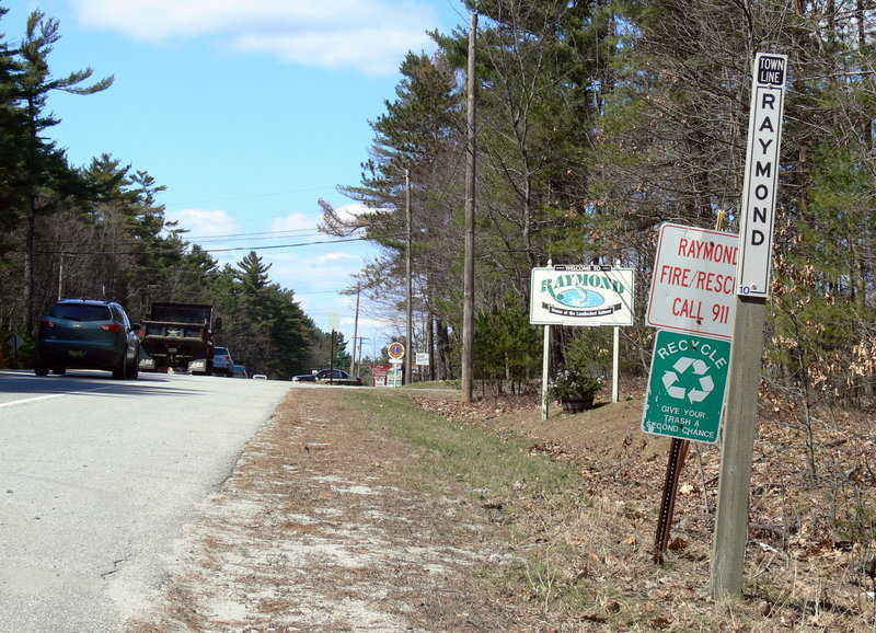 A local group is trying to revitalize the one-mile commercial section of Route 302 in Raymond.