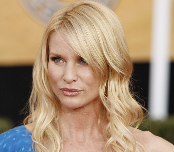 A 2009 file photo of Nicollette Sheridan, who appeared in a Los Angeles court today where judge said her wrongful termination case against ABC and