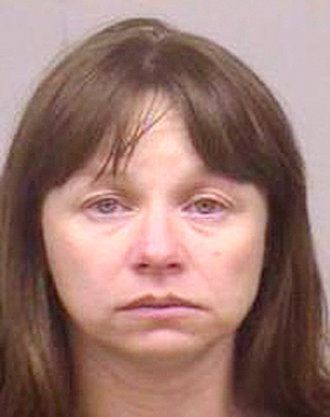 Julianne McCrery in a photo provided by the Dallas County Sheriff's Office.
