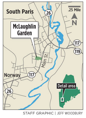 Next Maine Event McLaughlins Lilac Legacy Growing Strong In - Norway maine map