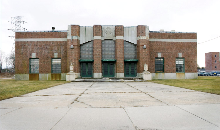 The old Maine National Guard Armory building on Broadway. The city purchased the building through bankruptcy proceedings for $650,000 in 2006. Maine army national guard armory