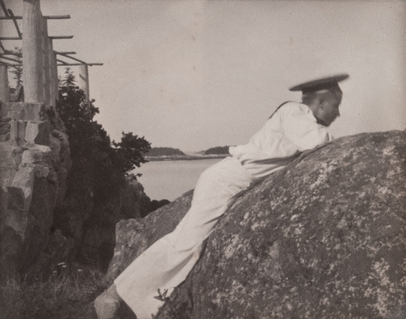 Photographs by F. Holland Day reflect the community spirit and culture of the peninsulas of midcoast Maine in the first part of the 20th century. pma