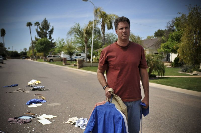 """Will Ferrell as Nick Porter in """"Everything Must Go,"""" directed by Dan Rush."""