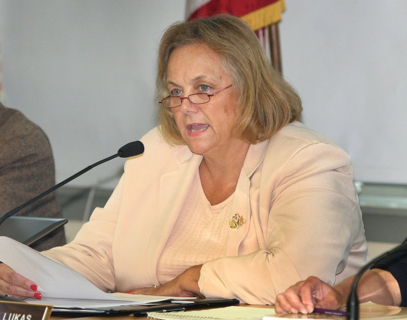 "Suzanne Lukas called her seven years at SAD 6 ""a long tenure"" for a superintendent and said she was ready for a change."